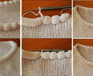Finish Collar – Tutorial