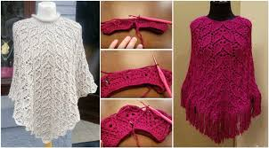 Crochet Tutorial – Poncho